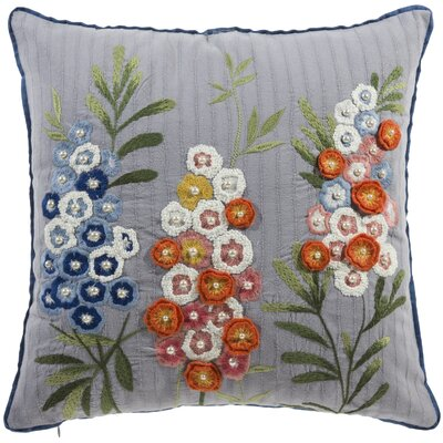 Buser Flower Throw Pillow