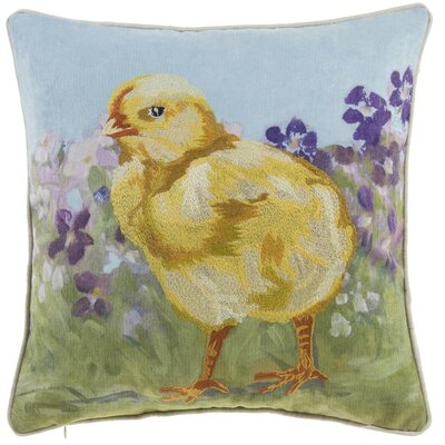 Burson Chick Throw Pillow