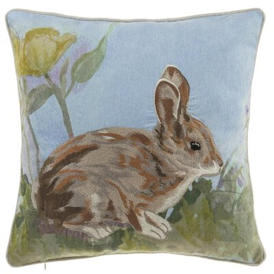 Brungardt Bunny Throw Pillow