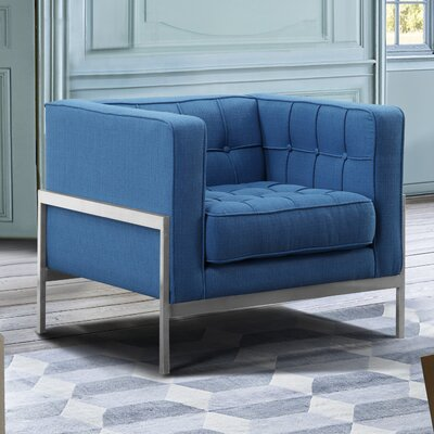 Hults Contemporary Armchair