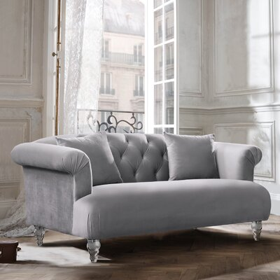 Fields Contemporary Loveseat