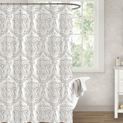 Dana 100% Cotton Shower Curtain