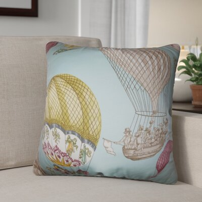 Xavieyah Cotton Throw Pillow
