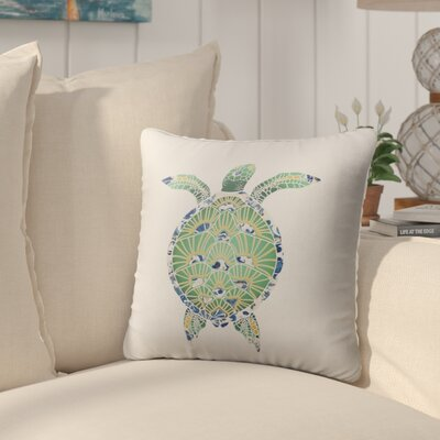 Palmdale Square Indoor/Outdoor Throw Pillow Size: 18 x 18
