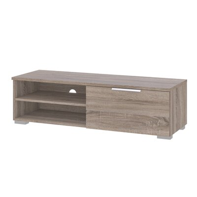 Rafael 45 TV Stand Color: Truffle