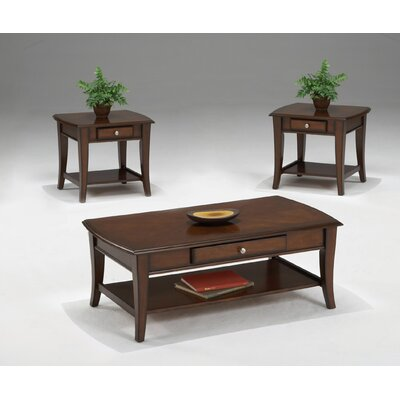 Broadway 3 Piece Coffee Table Set