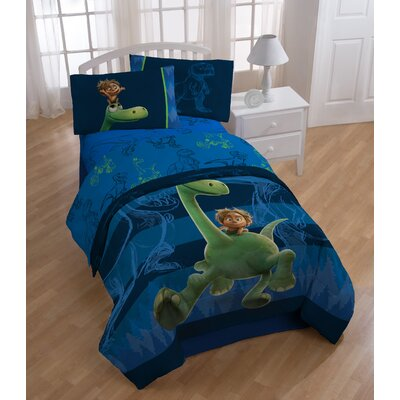 Carnivore Disney Good Dinosaur Twin Sheet Set