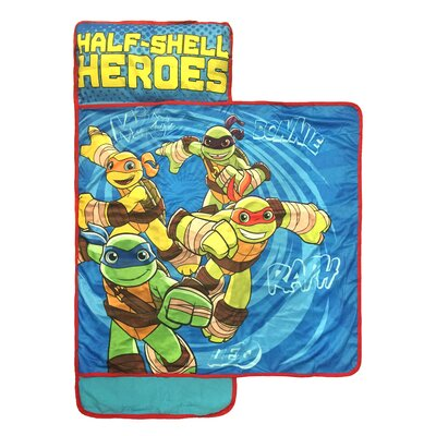 Half Shell Teenage Mutant Ninja Turtles Heroes Rest Mat JF26992