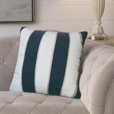 Piedmont Stripe Outdoor Throw Pillow