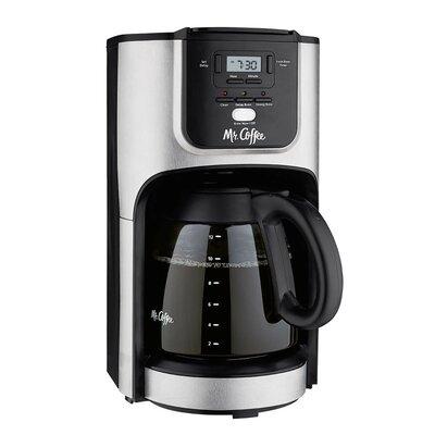 Mr. Coffee® 12-Cup Programmable Coffee Maker, BVMC-JPX37 by Mr. Coffee BVMC-JPX37