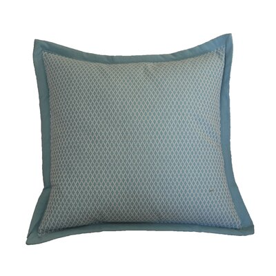 Juilliard Diamond Stitch Cotton Throw Pillow