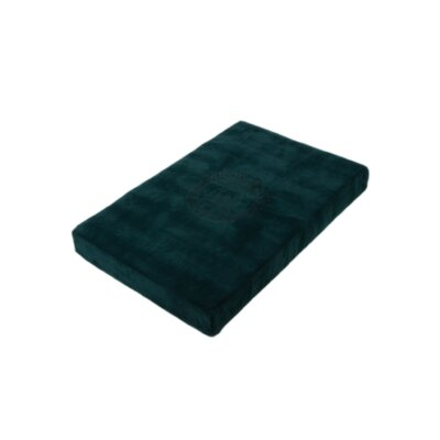 Waterproof Memory Foam Dog Bed Color: Green