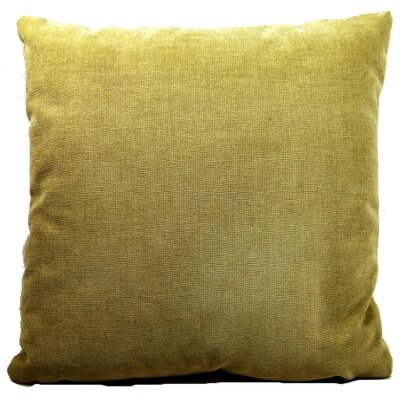 Knarr Throw Pillow Color: Green