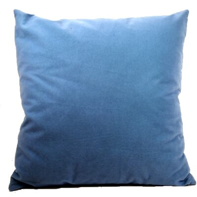 Knarr Throw Pillow Color: Skyblue