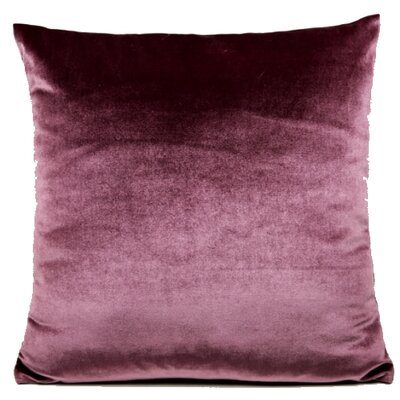 Knarr Throw Pillow Color: Purple