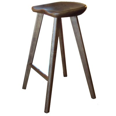 Crotty Solid Wood 29 Bar Stool