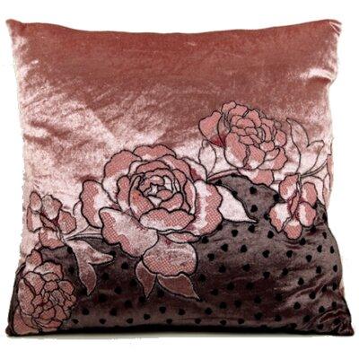 Knarr Flowers Throw Pillow