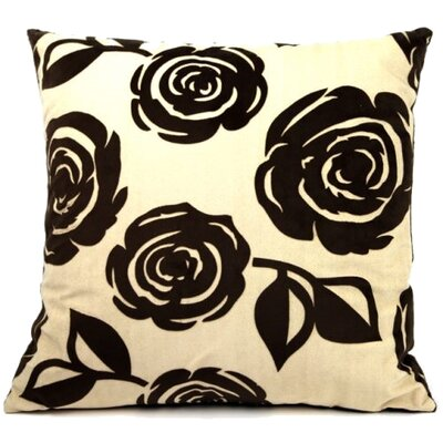 Knarr Flowers Throw Pillow (Set of 2)