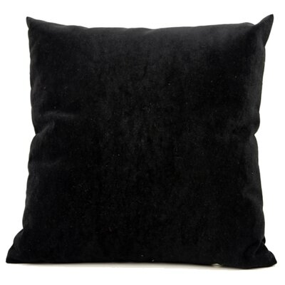 Knarr Throw Pillow Color: Black