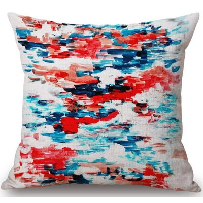Kirtley Linen Throw Pillow