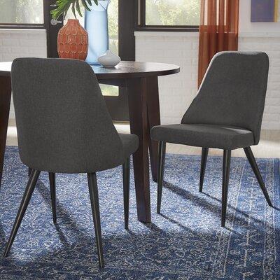Buttars Parsons Chair Color: Dark Gray
