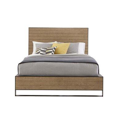 Crestline Panel Bed