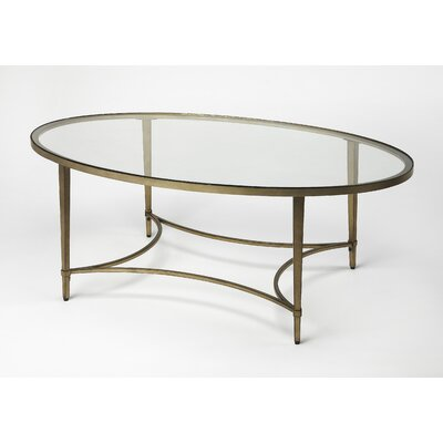 Kalista Oval Coffee Table