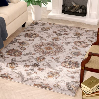 Arend Faux Leather Multi-Colored Area Rug Rug Size: 33 x 52
