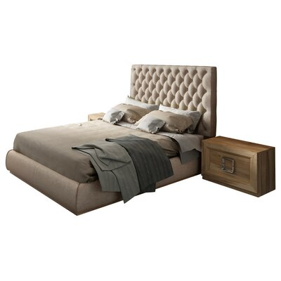 Clyde Panel 4 Piece Bedroom Set Size: King