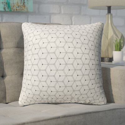 Velez Indoor/Outdoor Throw Pillow Size: 26 H x 26 W x 6 D