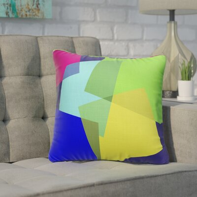 Fetters Blocks Accent Throw Pillow Size: 18 x 18