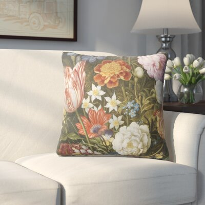 Dejuan Throw Pillow Size: 24 H x 24 W x 6 D
