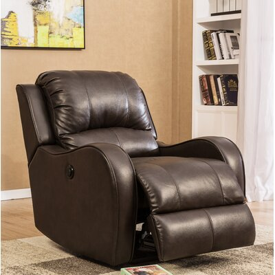 Crews Power Wall Hugger Recliner