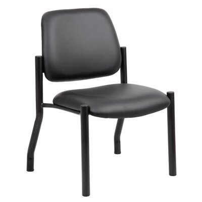 Johnstone Antimicrobial Armless Guest Chair