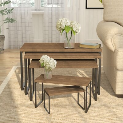 Jackie 5 Piece Nesting Table