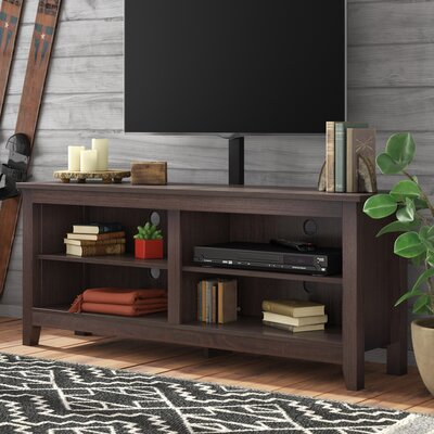 Saunders 58 TV Stand Color: Espresso