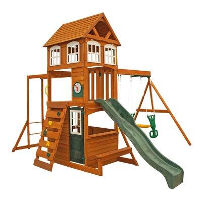 Cranbrook Wooden Swing Set F23875