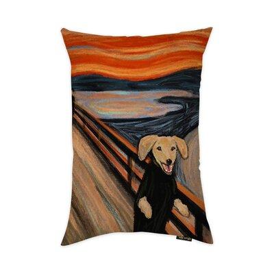 Alsace The Bark Throw Pillow