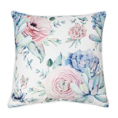 Casperson Succulent Throw Pillow