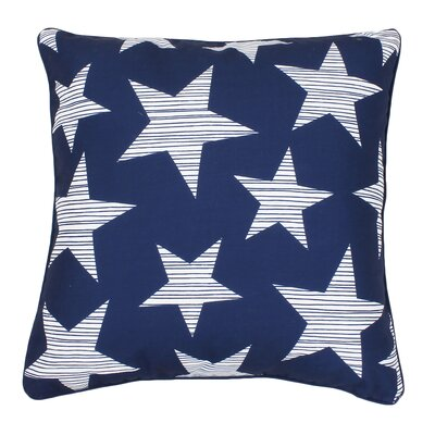 Choy Star Spangled Throw Pillow