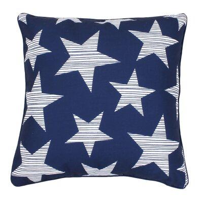 Choy Star Spangled Throw Pillow