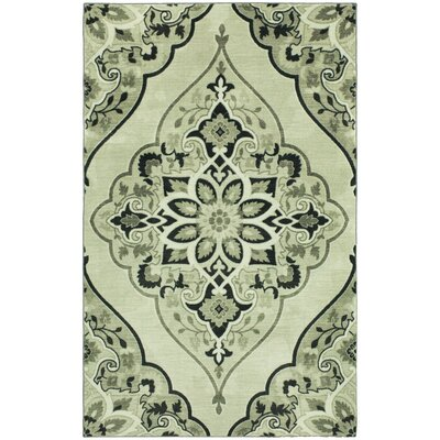 Carrick Charcoal Area Rug Rug Size: Rectangle 10 x 14