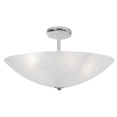 Cipolla Tremble 4-Light Semi Flush Mount