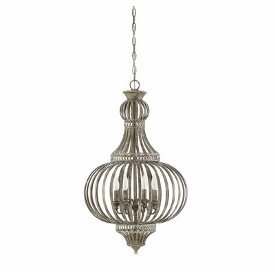 Botsford 4-Light Foyer Pendant