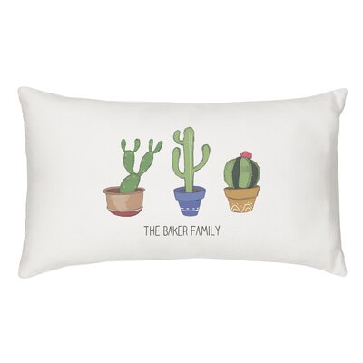 Casner Cotton Throw Pillow