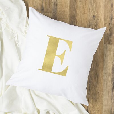 Keeley Cotton Throw Pillow