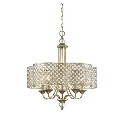 Sueann 5-Light Drum Chandelier