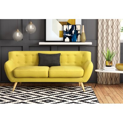 Meggie Sofa Upholstery: Sunny