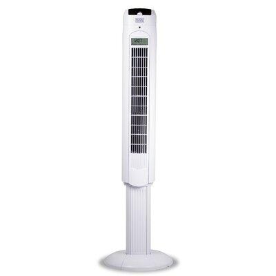 "Decker 48"" Oscillating Tower Fan BFTR48W"