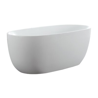 Janus 60 x 30 Freestanding Soaking Bathtub